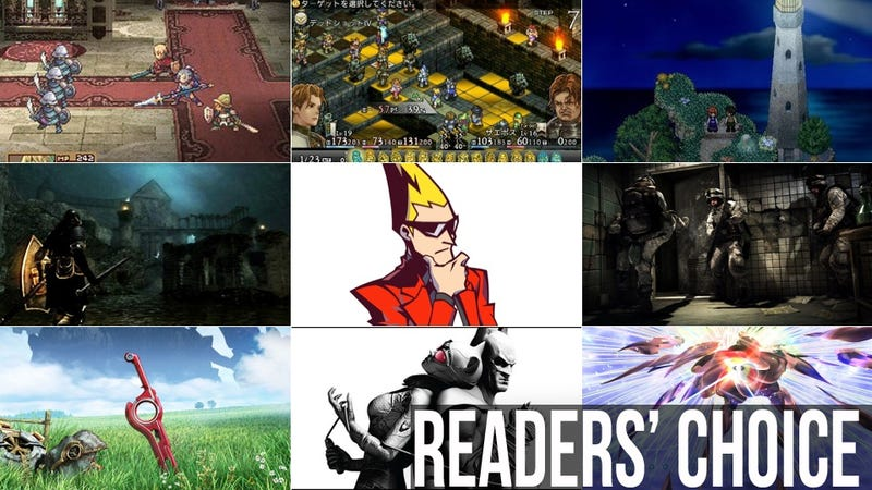 The Best Game Music of 2011: Readers' Choice