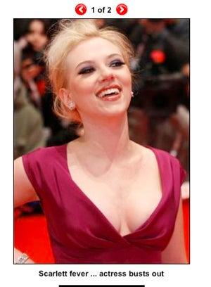 Scarlett Johansson Different From Natalie Portman In Two Big Ways
