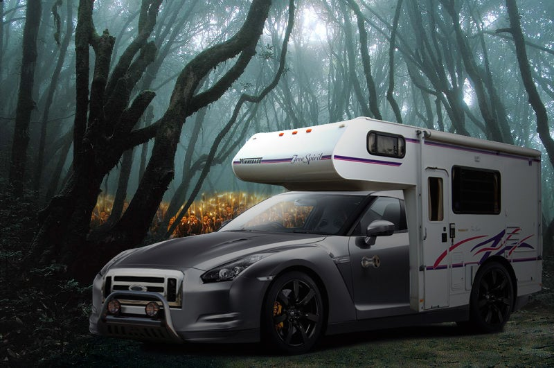 So Ugly They're Beautiful: 20 Cool Frankencars