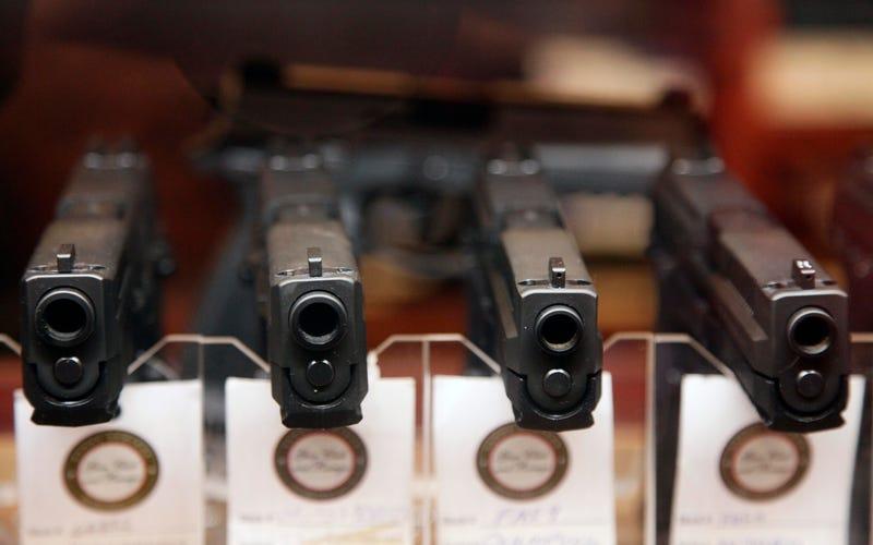 Michigan Woman Shoots Boyfriend Because He Didn't Ejaculate Enough