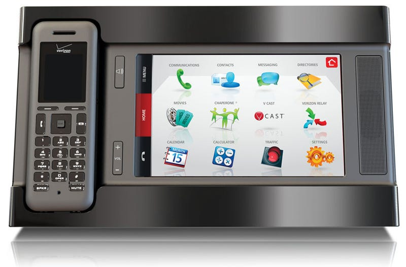 Verizon Hub Widget Phone Is the Amazing Desktop Phone We Always Wanted