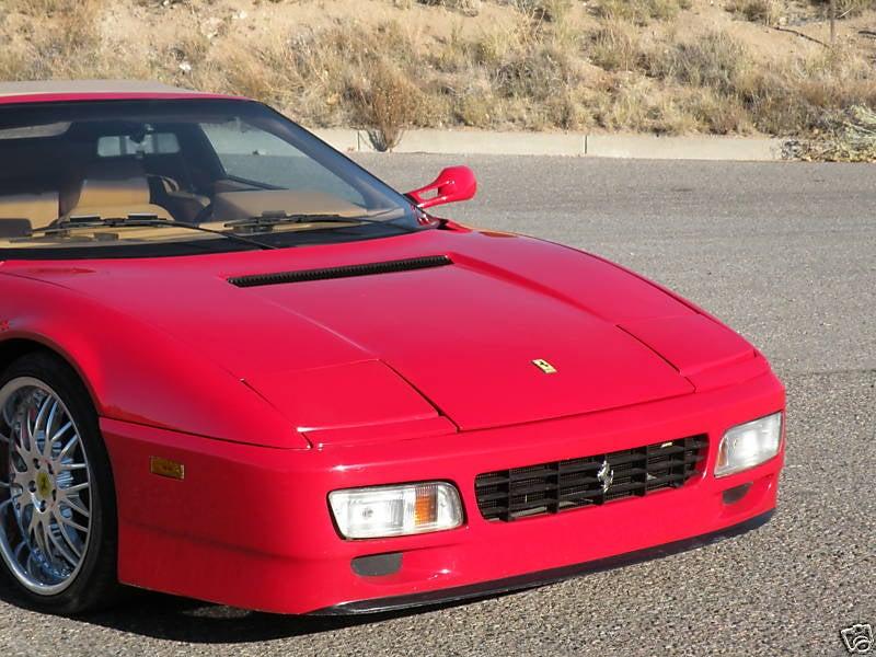 Backyard Ferrari Of The Day: Fierrari 512 Testarossa