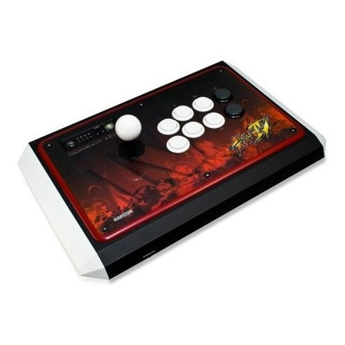 Mad Catz' Hits CES With Street Fighter, HAWX Controllers