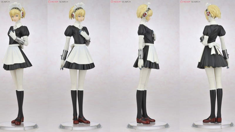 This Persona 3 Aigis Figure is Ready to Clean House (and Tidy Up Your Wallet)