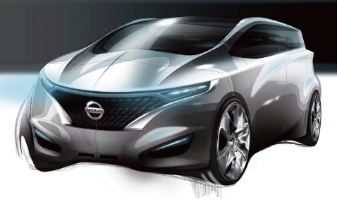 Nissan Forum Concept to Debut in Detroit