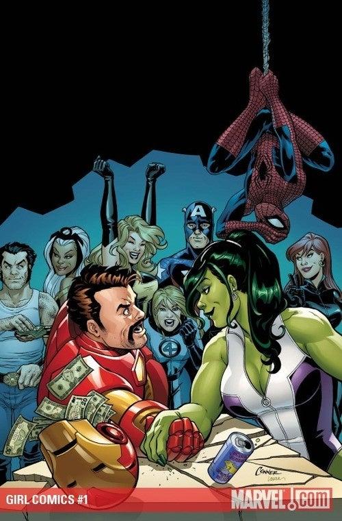 This Week In Comics