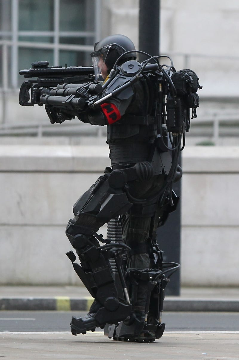 All You Need is Kill set photos from WENN.com