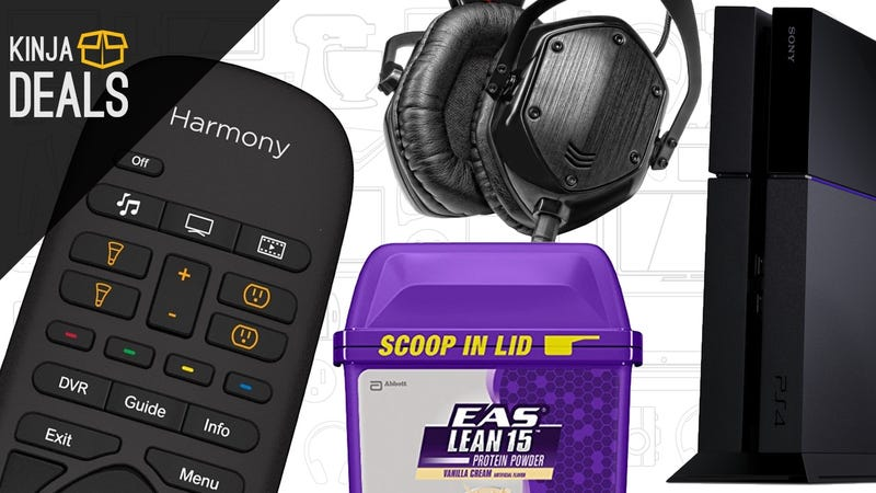 Today's Best Deals: EAS Protein, Valentine's Jewelry, Kindle Unlimited, and More