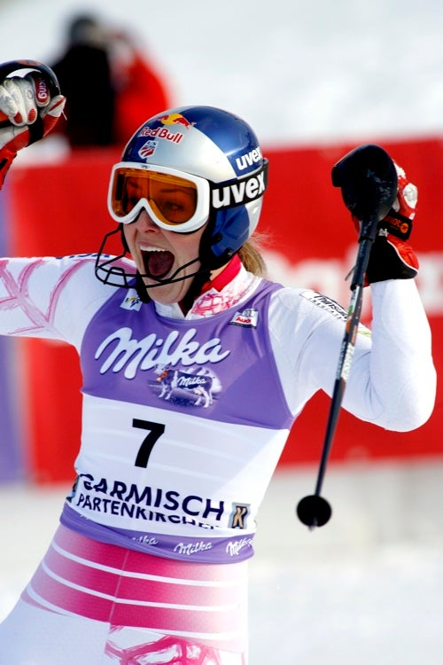 Lindsey Vonn: World Cup Winner