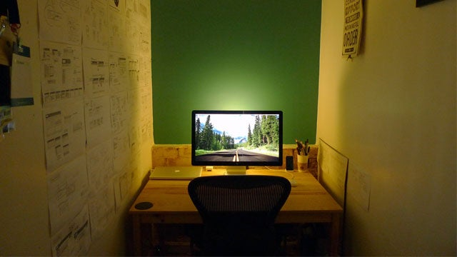The Narrow Sanctuary Workspace