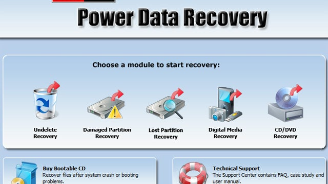 MiniTool Power Data Recovery Finds Your Lost and Deleted Files