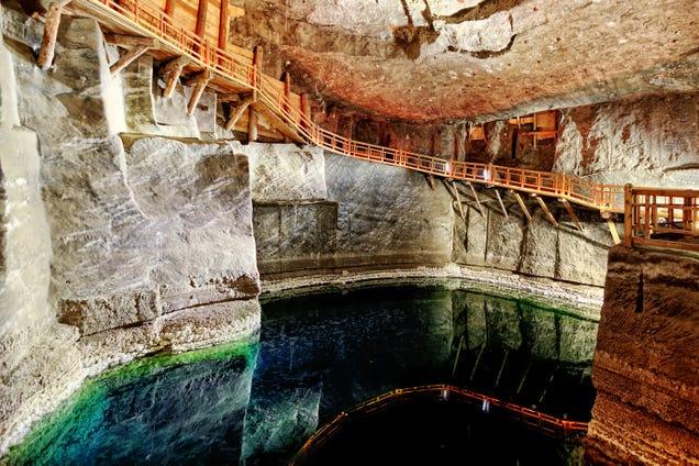Haz turismo bajo tierra en algunas de las minas mas hermosas del mundo 812612867990026569