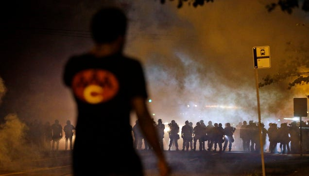 Police Admit No-Fly Zone Over Ferguson Was Designed to Shut Media Out