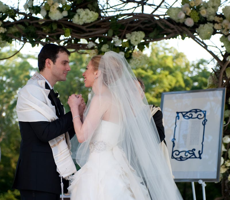 Chelsea Clinton Wedding Photos