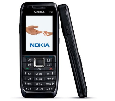 Nokia Announces E51 Smartphone for Suit-and-Tie Set