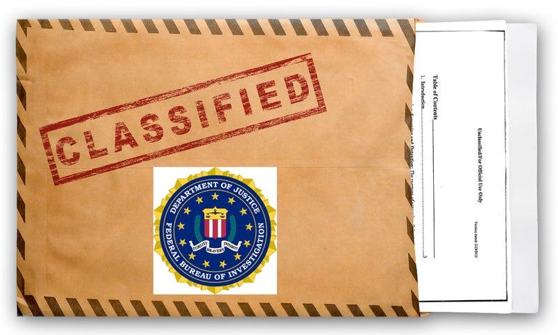 "FBI Agent Leaves ""Secret Interrogation Manual"" in Library of Congress"