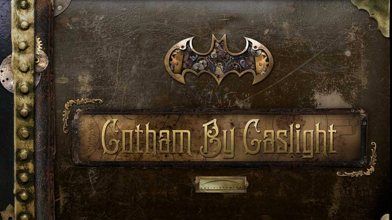 Get a Glimpse at an Elseworlds Batman in the Cancelled Gotham by Gaslight Game