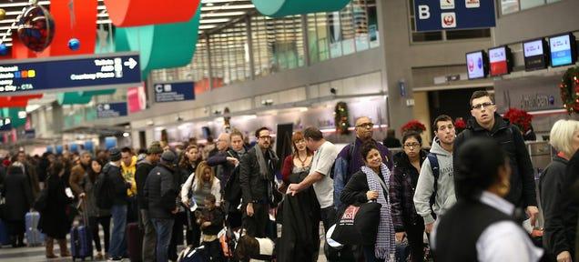 The Ten Worst Holiday Travel Nightmares