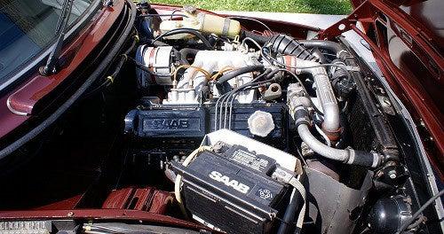 Saab 99 Turbo: The Car That Made Trollhättan Great