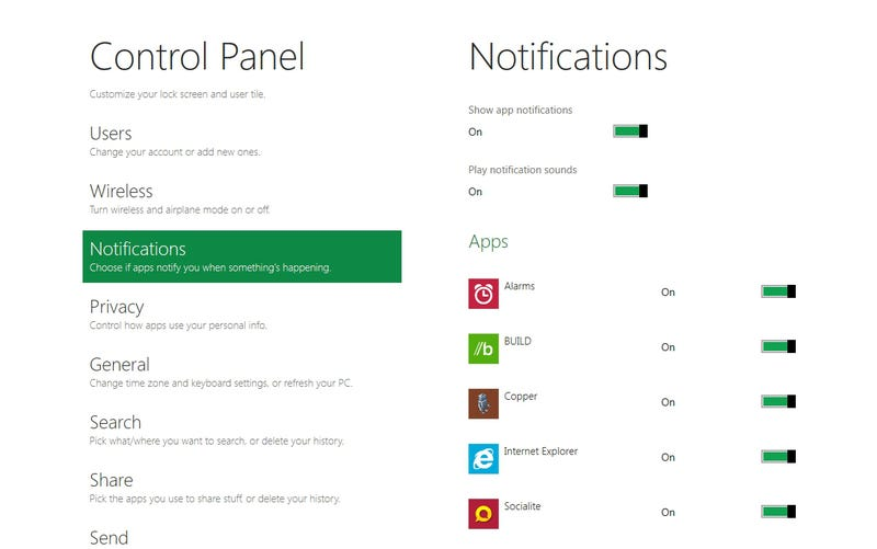 Windows 8 In-Depth, Part 1: The Metro UI