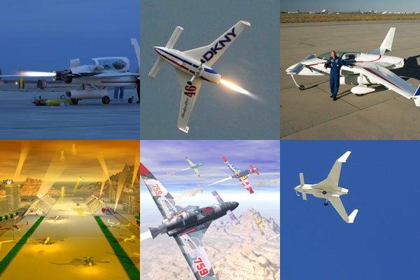 Rocket Racers: Like Crazier NASCAR In the Sky