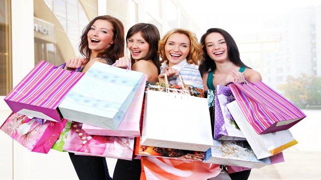 Ladies, Why Aren't You Shopping?!!?
