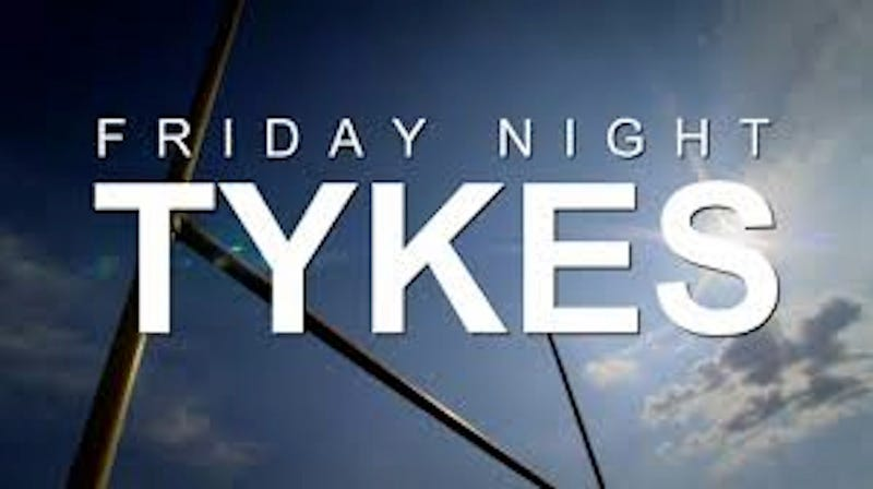Puking Children and Crying Men Steal the Friday Night Tykes Spotlight