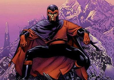 Magneto, Nazi Hunter