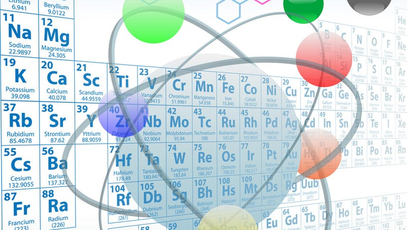 Meet the Periodic Table's Two Newest Elements