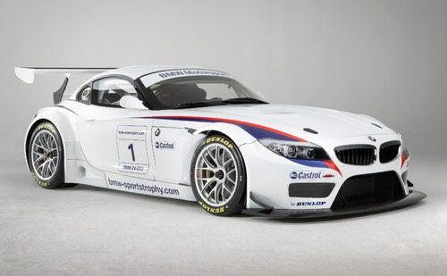 BMW Z4 GT3: Now You're Playing With M3 Power