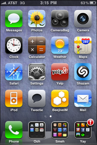 The Hidden Secrets of iPhone OS 4