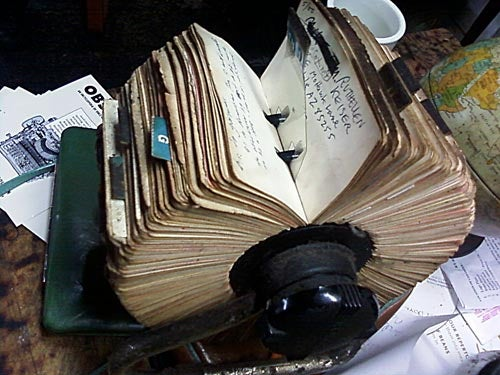 The Life and Death of the Rolodex