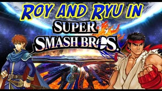 Are Roy and Ryu Headed to <i>Smash Bros.</i>? [UPDATE: Probably]