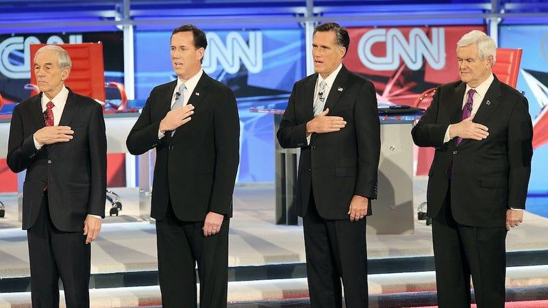 Latinos No Les Gusta Mitt Romney, Any Republican