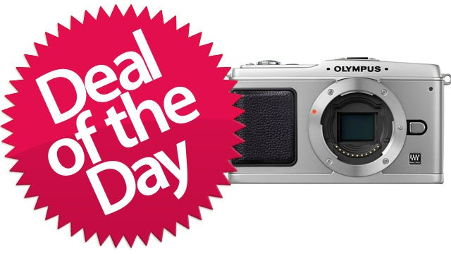 The Olympus E-P1 Is Your Damn-Nice-Body Deal of the Day