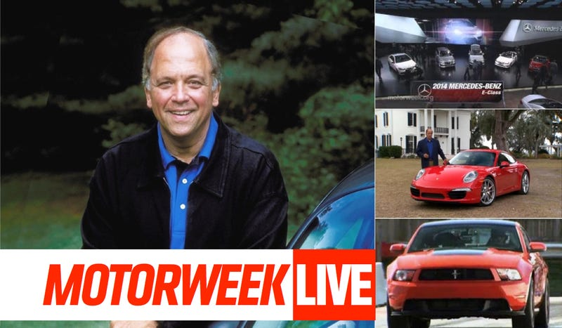 Ask The Host Of America's Longest Running Car Show Anything You Want