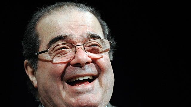 Leave Scalia Alone