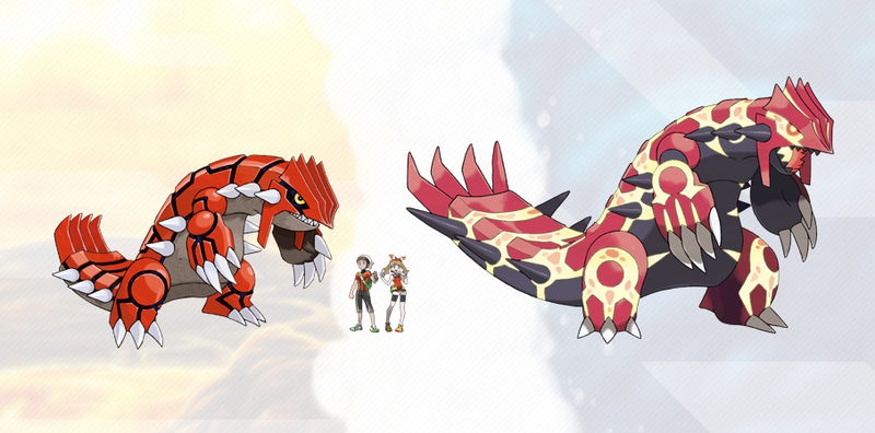 'Primal Reversion' Is Pokémon's New Type of Evolution