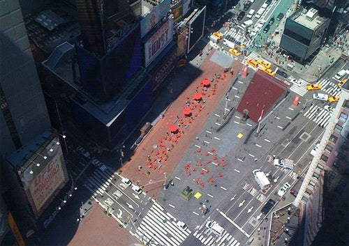 Times Square Evacuated Due to Suspicious Package (Updated)