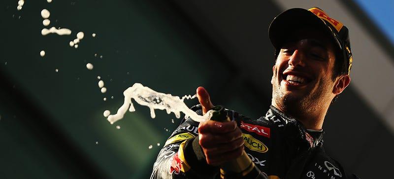 Why Daniel Ricciardo Was Disqualified From The Australian Grand Prix