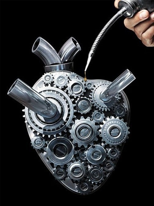 Bob Lutz's Mechanical Heart Needs Lubrication Daily
