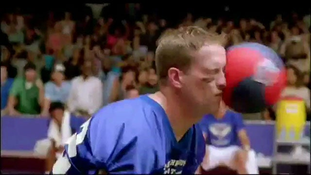 This Is The Best Dodgeball Story You'll Hear Today