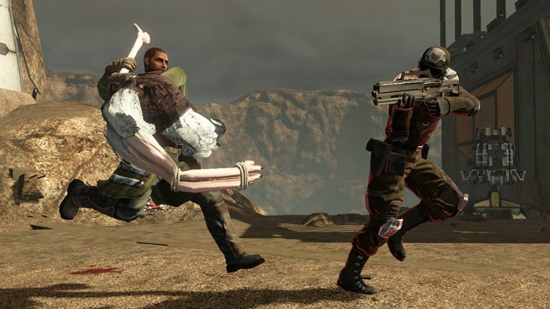 Red Faction: Guerrilla Demo Now Available For Everyone