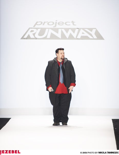 Project Runway Season Finale - Chris March