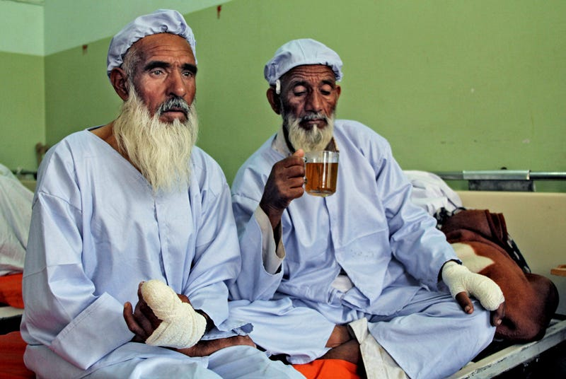 The Taliban Cut Off the Fingers of 11 Afghan Voters