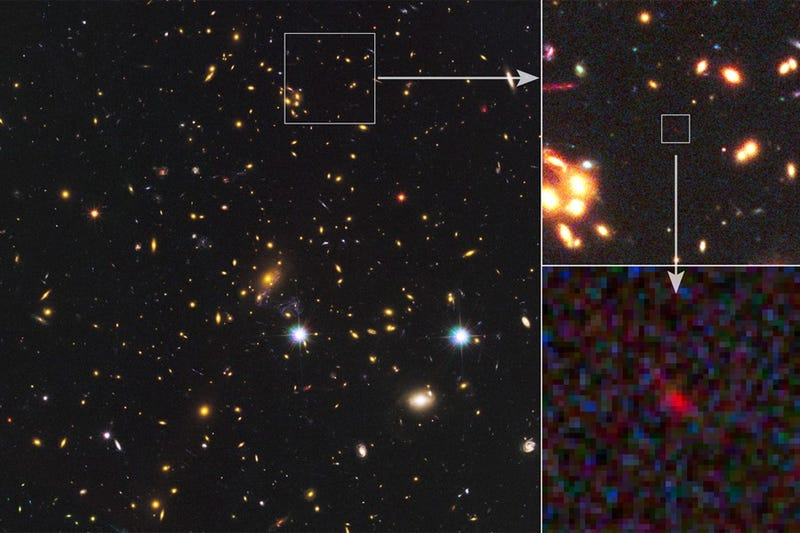 Is this the most distant object we have ever discovered?