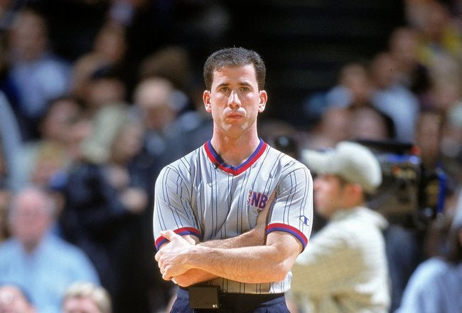 Some Celtics Fans Will Be Wearing Tim Donaghy Masks Tonight