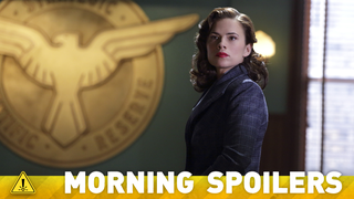 "Hayley Atwell Teases A<i> </i>""Lighter"" <i>Agent Carter</i>, As Well As More Episodes"