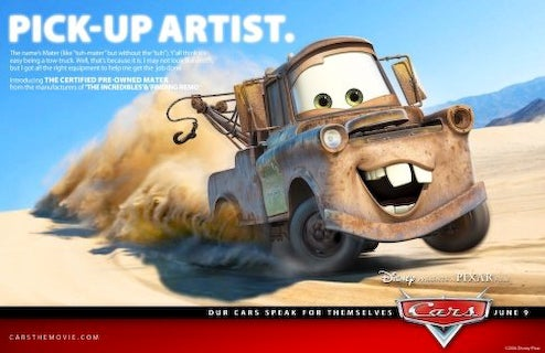 Cars 2 Gets Summer 2011 Release Date