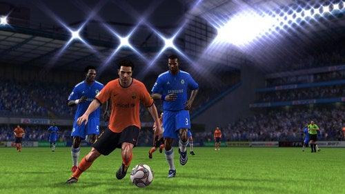 Sense of Urgency in FIFA 10 Latest Vid, Screens